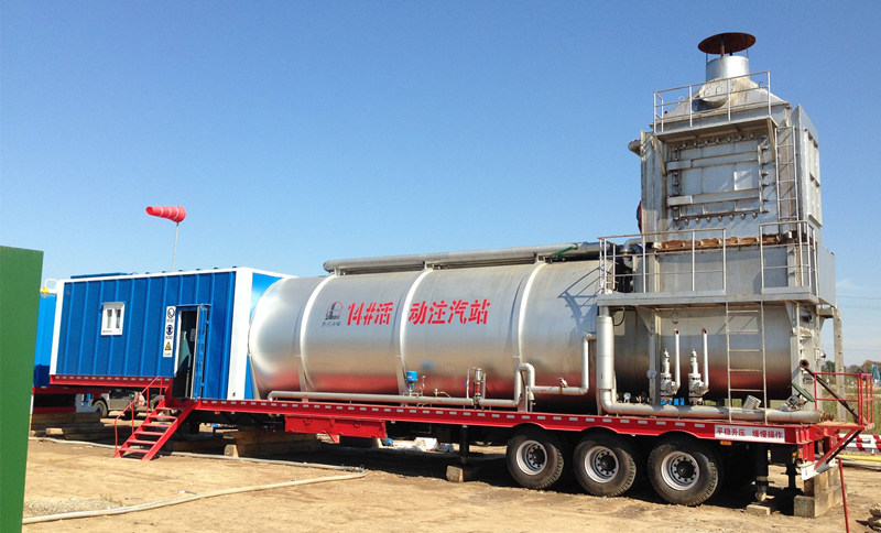 EOR steam boiler