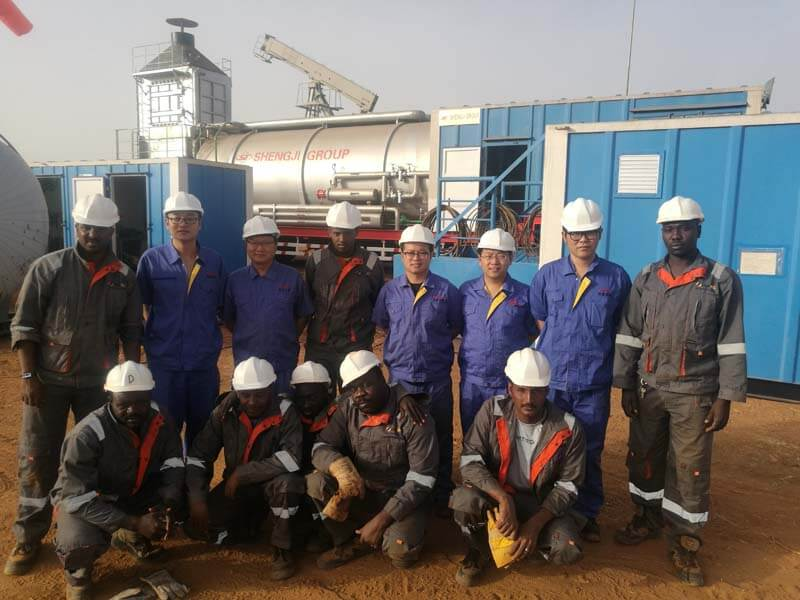 oilfield steam boiler Sudan