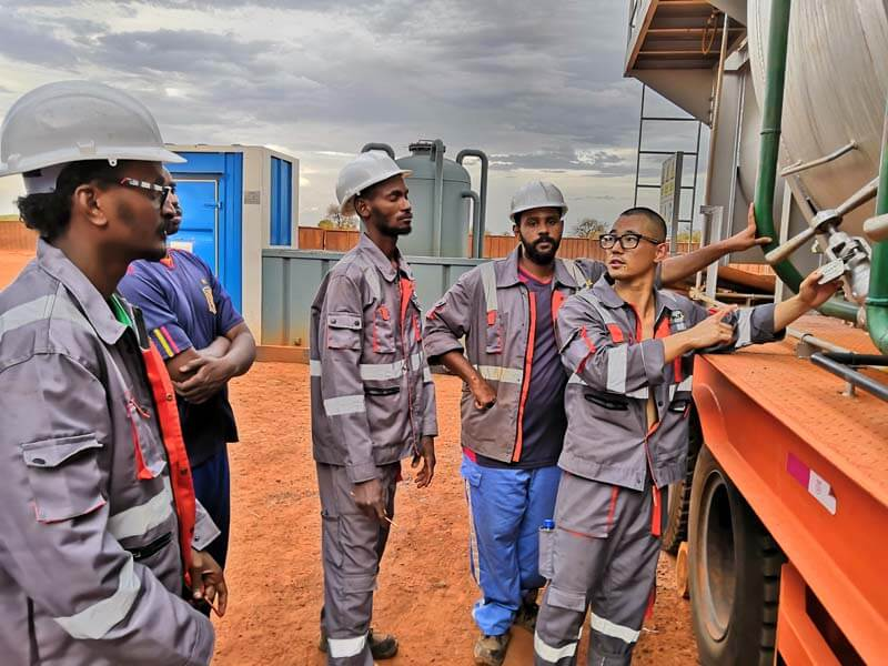 oilfield steam injection training